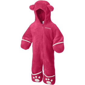 Columbia Foxy Baby II Bunting Fleece Suits Kinder punch pink